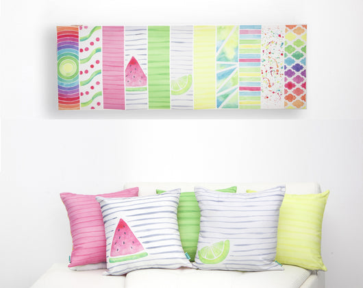 Las Frutas Wall Art