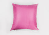 Stripes and Fuchsia Cushion Cover