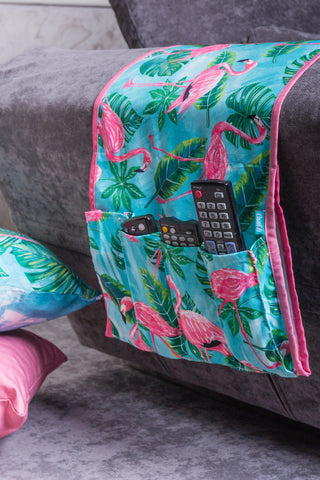 Flamingo Remote Control Sleeve