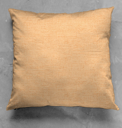 Yellow Mustard Cushion Cover