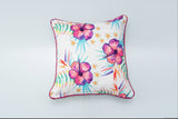 Hibiscus Cushion