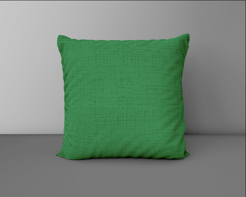 Tropical Green Cushion