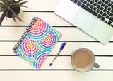 Colorful Circles Notebook