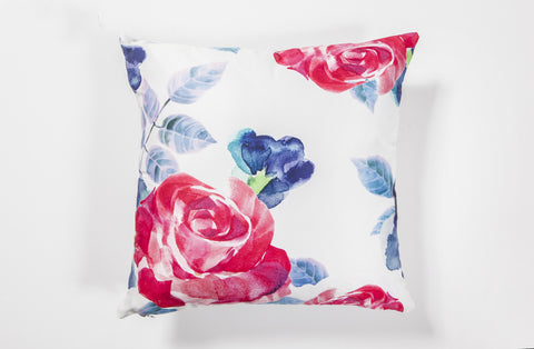Background floral Cushion