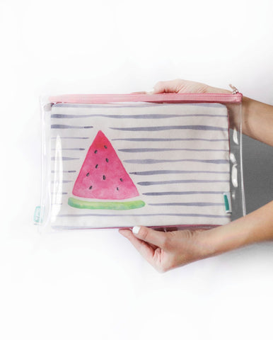Watermelon Beach Pouch
