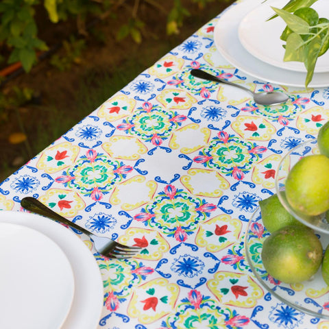 La Piazza Tablecloth