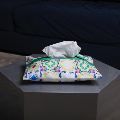 La Piazza Tissue Box