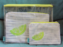 Lime Pouch