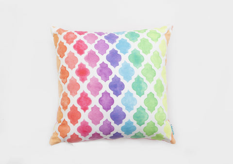 Fruit Lattice Cushion