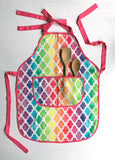 Lattice Kitchen Apron