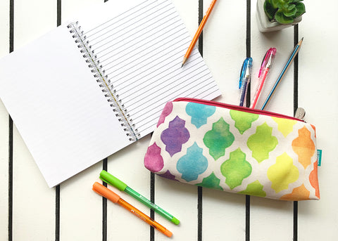 Lattice Pencil Case