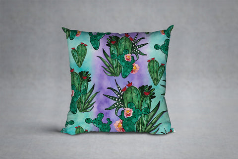 Cactus Party Cushion