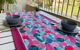 Veggie Garden Table Runner