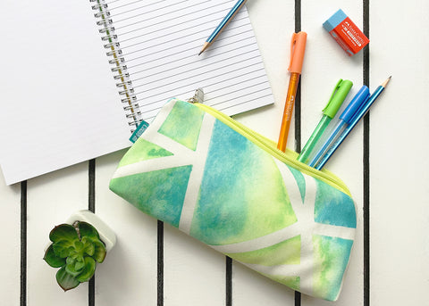 Triangles Pencil Case