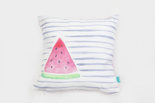 Watermelon Margarita Cushion