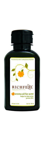 Richfeel Oil For Acne & Acne Prone Skin - 100 ml