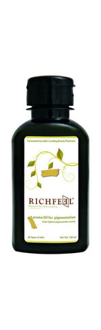 Richfeel Oil For Pigmentation - 100 ml
