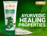 Richfeel Brahmi Hair Mask (100 g) Natural Conditioner With Real Brahmi Extracts