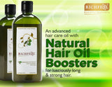 Richfeel Brahmi Jaborandi Hair Oil for Hair & Scalp Treatment, 500 ml