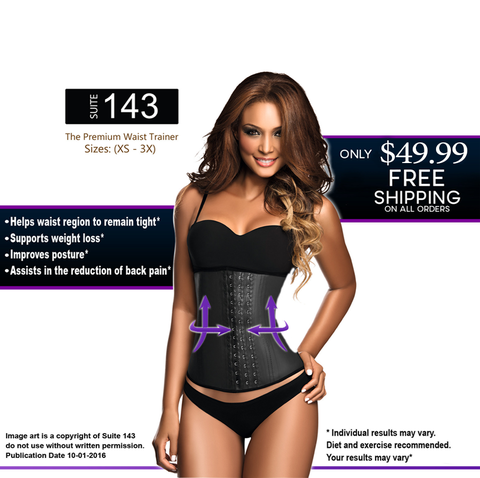 The Best Waist Trainer for Women - Suite143