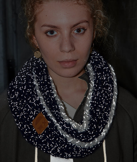 Womens infinity snood