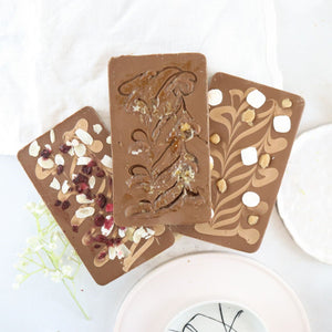 Boozy Milk Chocolate Bundle