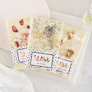 Boozy White Chocolate Bundle