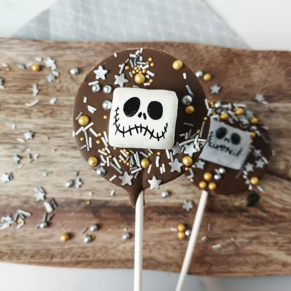 Any FIVE Halloween Lollipops