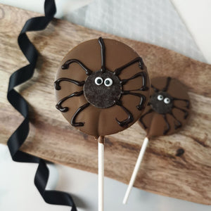 Spider Lollipop