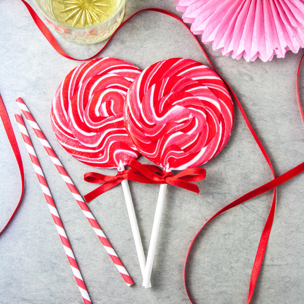 Amaretto Lollipop & Chocolate Set