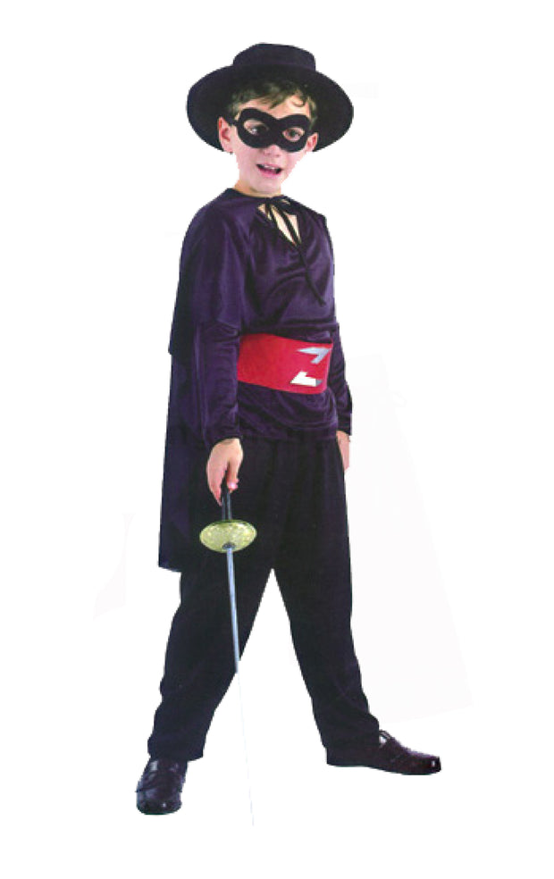 4 to 6 y.o. Bermoni Boy Pirate dressing up costume PIR-02