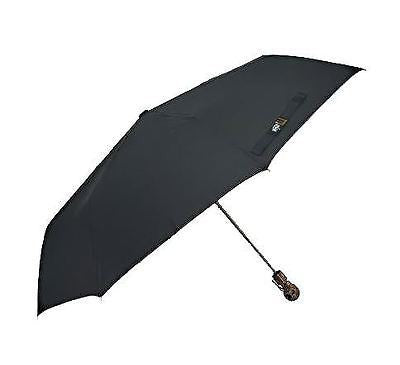 Classical Black Umbrella with detail of skull handle (SKULL) - Craze Trade Limited