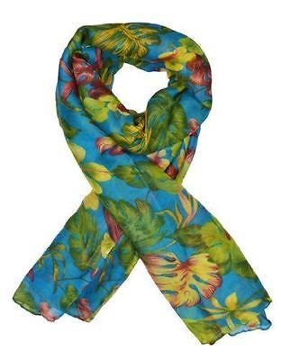 Ladies elegant and Fashionable viscose printed scarf - FULBUTTE - Craze Trade Limited