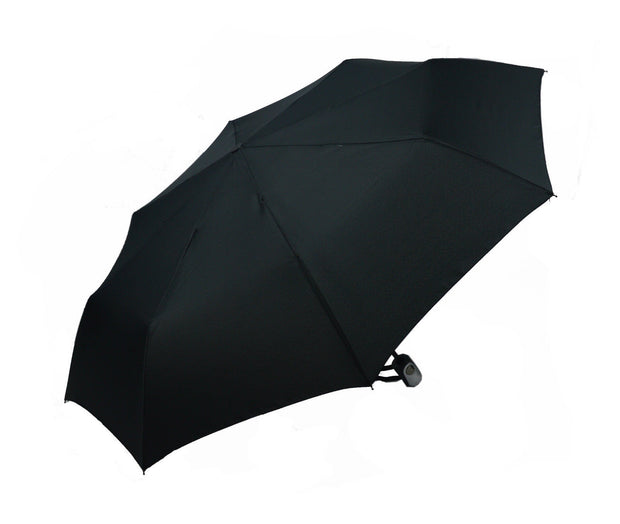 Classical Black Umbrella with  Automatic opening (AO-04-Black) - Craze Trade Limited