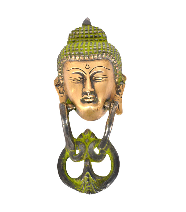 Bermoni Budhha Door Knocker Wall Sculpture - Craze Trade Limited