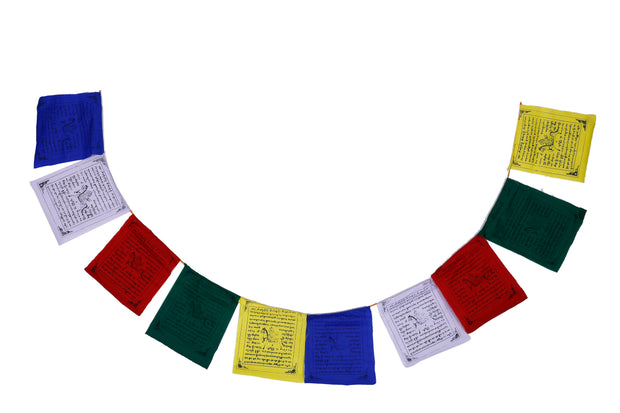Buddhist Fluttering Prayer Flags-FH-FLAG-101(M5) - Craze Trade Limited