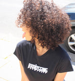 SHORT SLEEVE FITTED T-SHIRT - BRAIDSGANG