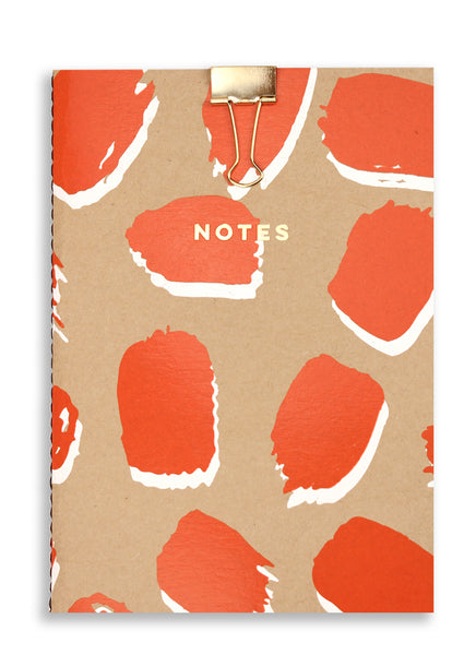 Nineteen Seventy Three A5 Notebook Silk Splodge