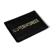 ADIFFERENTBREED Morale Patch - Black/Multicam