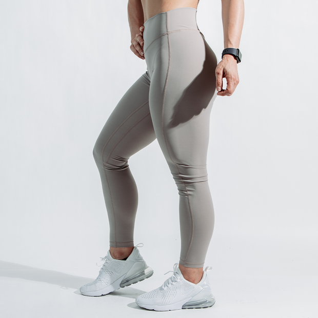 Essence Leggings - Sandstone