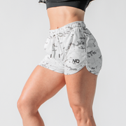Women's Arctic Multicam Performance Training Shorts™