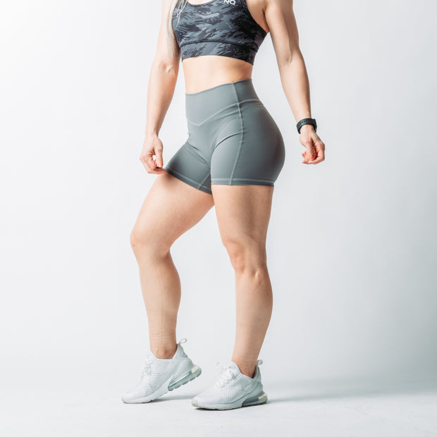 Women's Essence Shorts - Grey