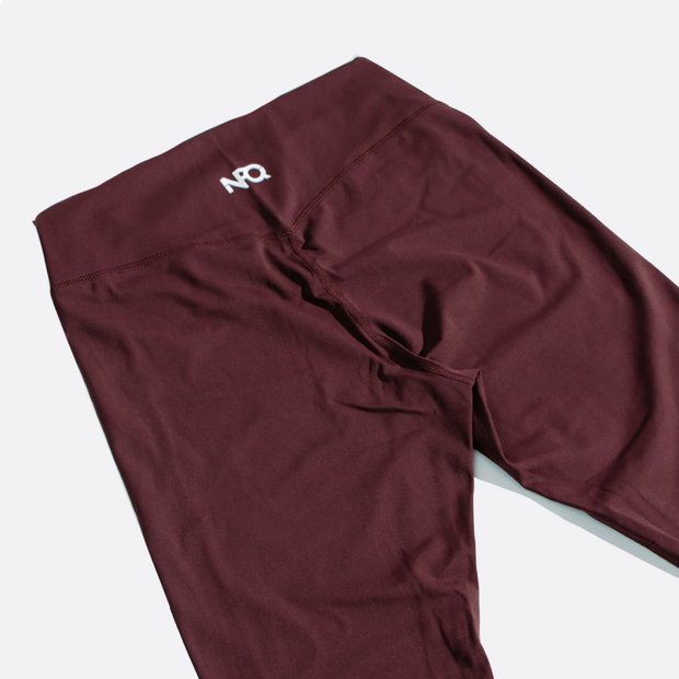 Essence Leggings - Cranberry