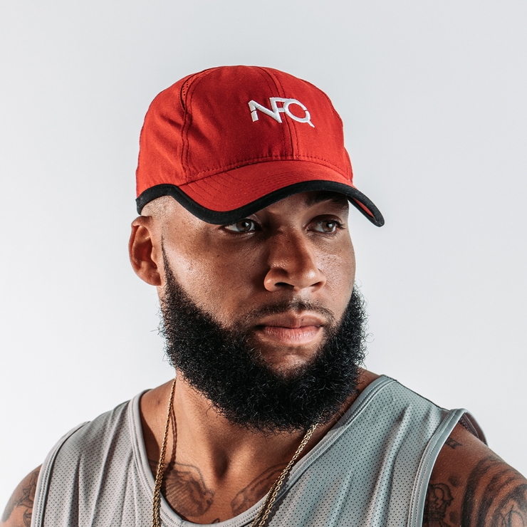 Scarlet Red NFQ Tech Hat