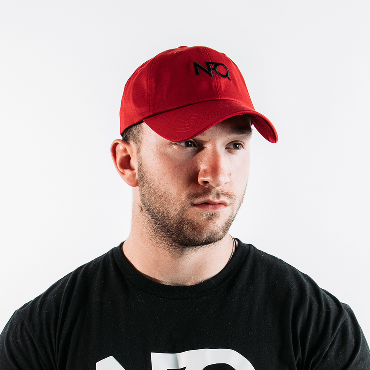 Red NFQ Hat