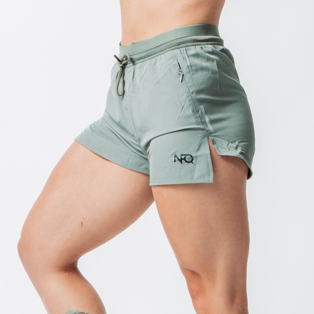 Women's Hemp Run-Knit Training Shorts™