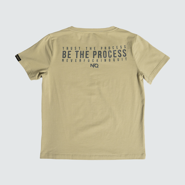 Women's Be The Process - Olive/OD Green
