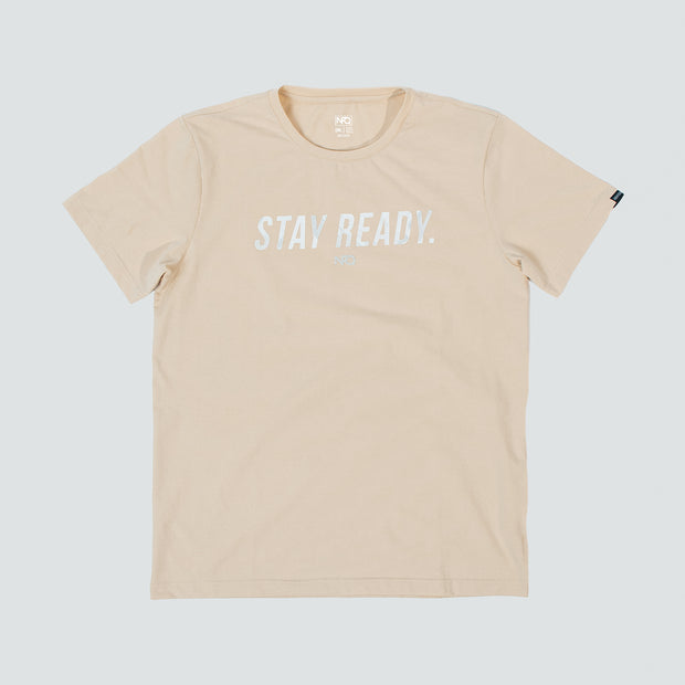 Stay Ready - Tan/Arctic Tigertac