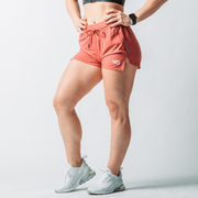Women's Withered Rose Run-Knit Training Shorts™