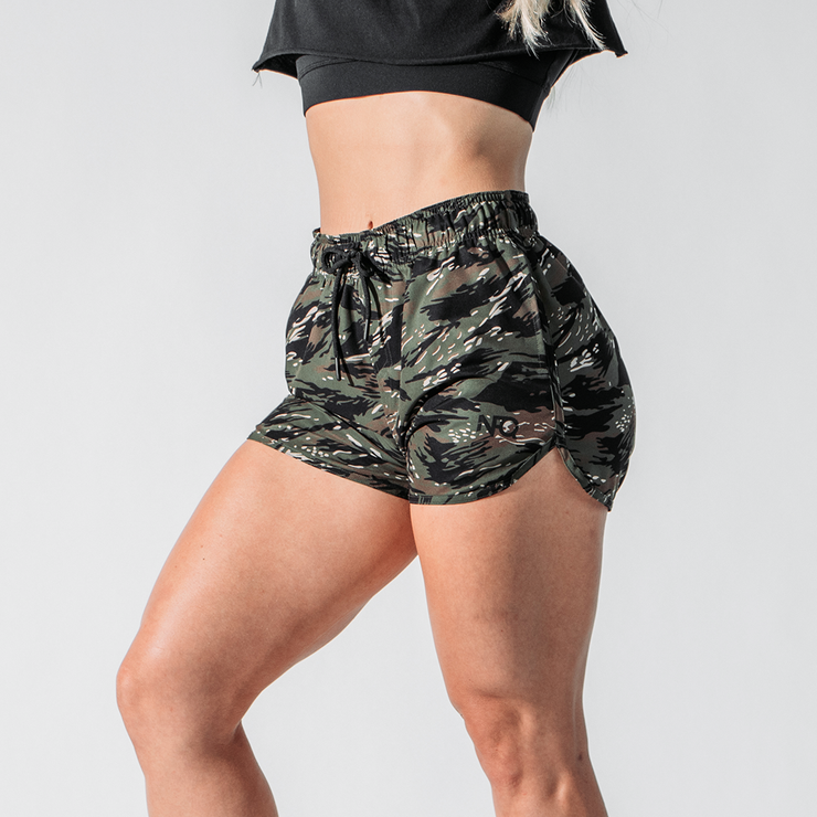 Women's OG Tigerstripe Performance Training Shorts™